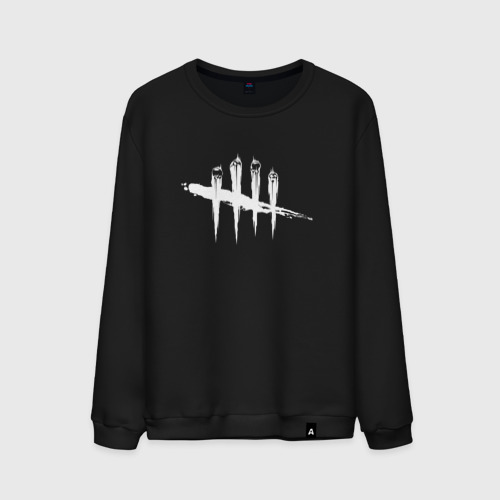 Dead by Daylight White Logo