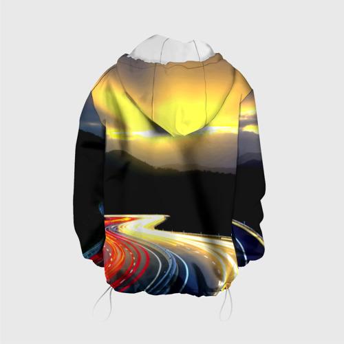 Детская куртка 3D  Фото 02, Ночная дорога