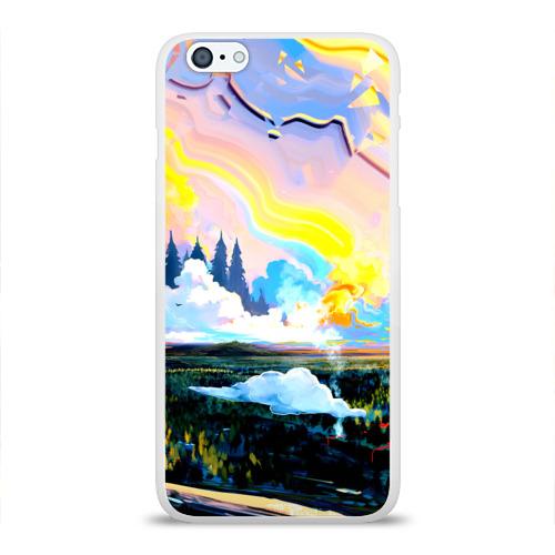 Чехол для Apple iPhone 6Plus/6SPlus силиконовый глянцевый  Фото 01, Картина