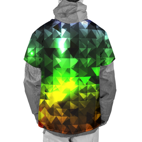 Накидка на куртку 3D  Фото 02, Party 1