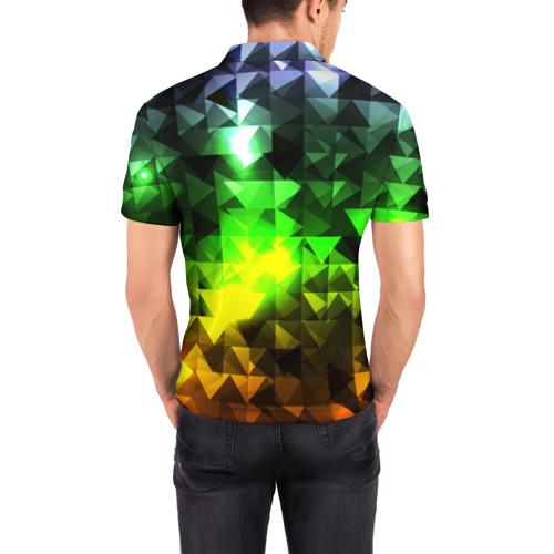 Мужская рубашка поло 3D  Фото 04, Party 1