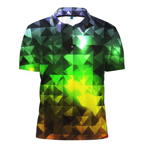 Мужская рубашка поло 3D  Фото 01, Party 1
