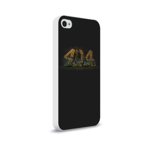 Чехол для Apple iPhone 4/4S soft-touch  Фото 02, 404