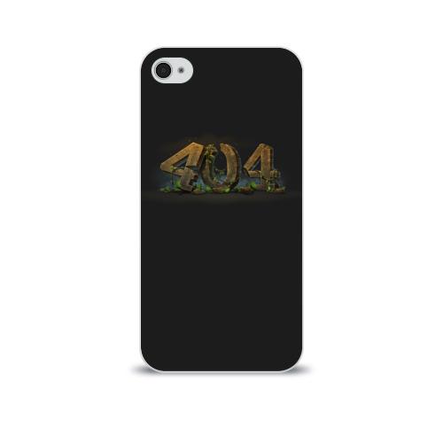 Чехол для Apple iPhone 4/4S soft-touch  Фото 01, 404