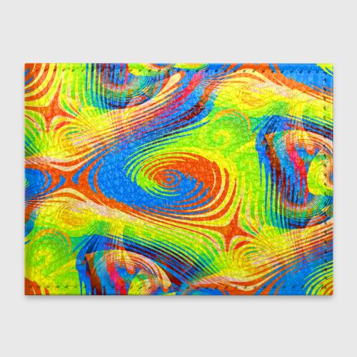 Обложка для студенческого билета Tie-Dye Фото 01