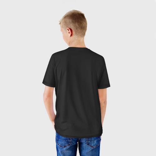 Детская футболка 3D  Фото 02, Лев