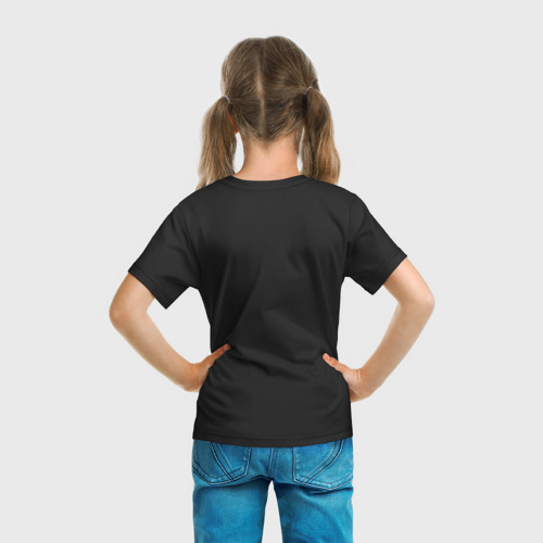 Детская футболка 3D  Фото 04, Лев