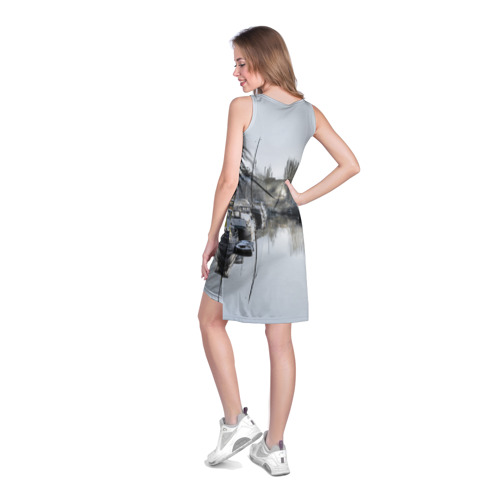 Платье-майка 3D  Фото 04, Венеция
