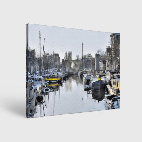 Холст прямоугольный  Фото 01, Венеция