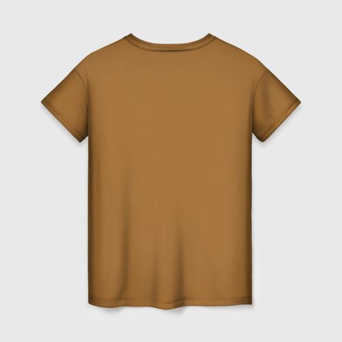Женская футболка 3D Футболка Уоррена Фото 01