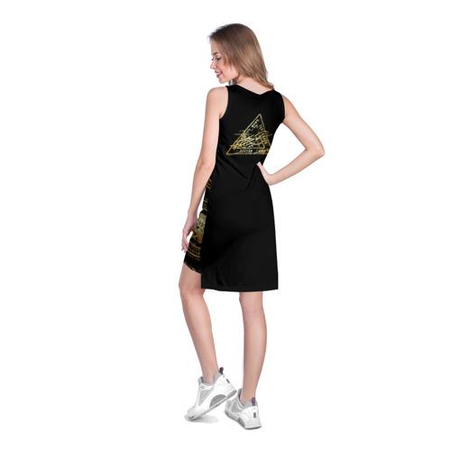 Платье-майка 3D  Фото 04, Travel