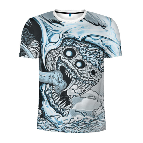 Мужская футболка 3D спортивная  Фото 01, CSGO