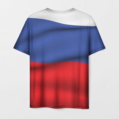 Мужская футболка 3D Путин Владимир Владимирович Фото 01