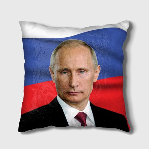 Подушка 3D Путин Владимир Владимирович Фото 01