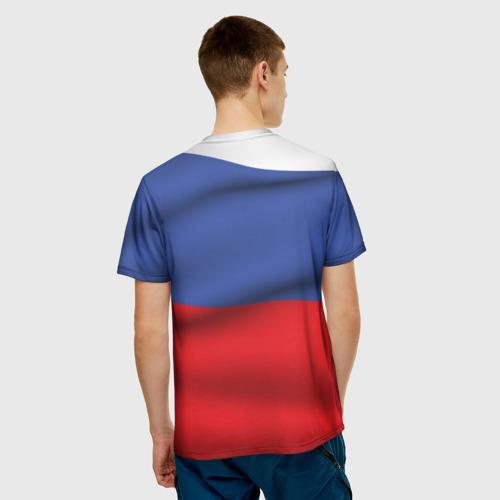 Мужская футболка 3D  Фото 02, Путин Владимир Владимирович