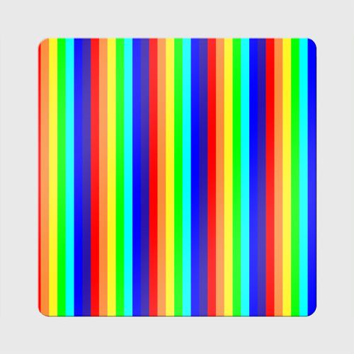 Радуга вертикальные полосы