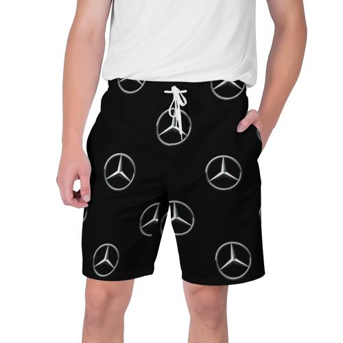 Мужские шорты 3D Mercedes
