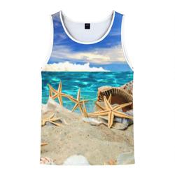 Морской пляж 4