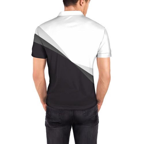 Мужская рубашка поло 3D  Фото 04, Минимализм