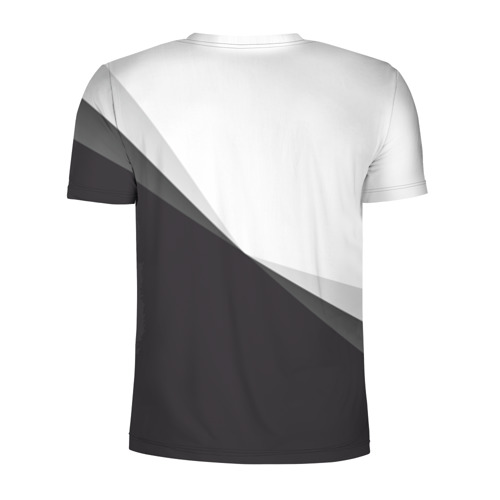 Мужская футболка 3D спортивная  Фото 02, Минимализм
