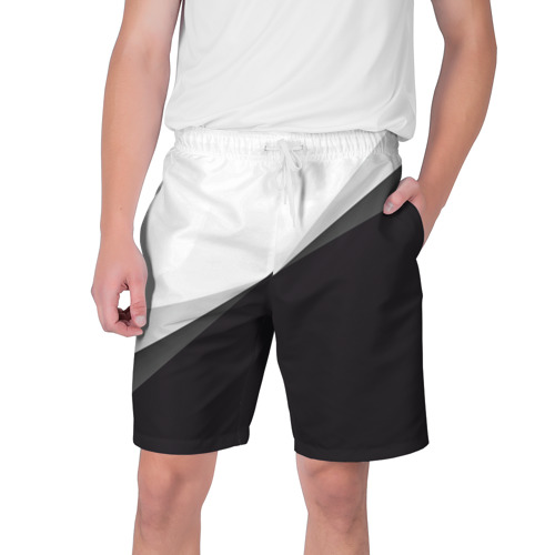 Мужские шорты 3D  Фото 01, Минимализм