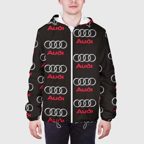Мужская куртка 3D  Фото 04, Audi