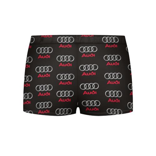 Мужские трусы 3D  Фото 02, Audi