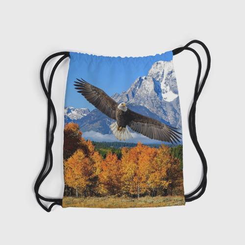 Рюкзак-мешок 3D  Фото 04, Орел