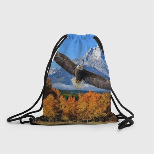 Рюкзак-мешок 3D  Фото 01, Орел
