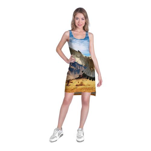 Платье-майка 3D  Фото 03, Орел