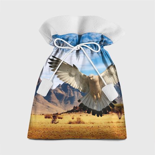 Подарочный 3D мешок  Фото 01, Орел