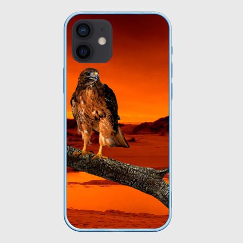 Чехол для iPhone 12 Pro Mini Орел Фото 01