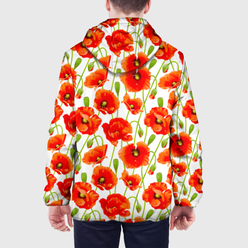 Мужская куртка 3D  Фото 05, Маки