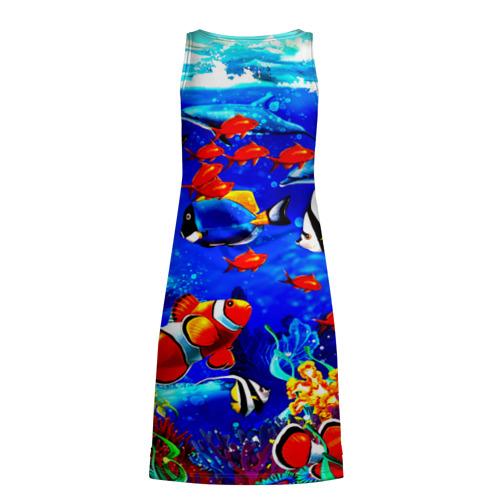 Платье-майка 3D  Фото 02, Рыбки