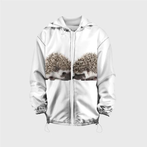 Детская куртка 3D  Фото 01, Ежик 3