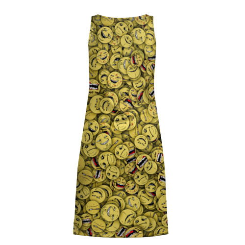Платье-майка 3D  Фото 02, Злобные смайлы