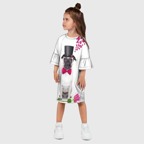 Детское платье 3D  Фото 03, С Любовью