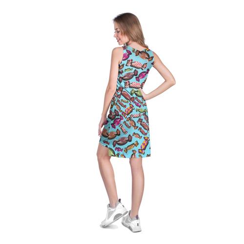 Платье-майка 3D  Фото 04, Конфеты