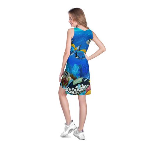Платье-майка 3D  Фото 04, Экзотические рыбки