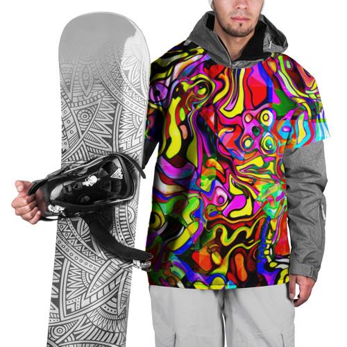 Накидка на куртку 3D Show L фото