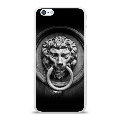 Чехол для Apple iPhone 6Plus/6SPlus силиконовый глянцевый  Фото 01, Скульптура
