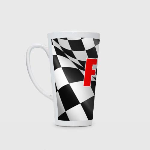 Кружка Латте Формула 1
