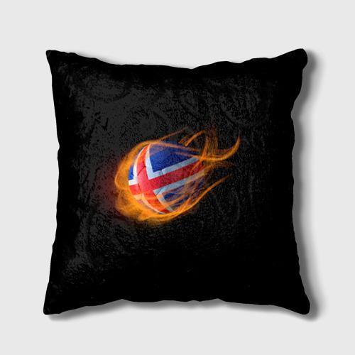 Подушка 3D Исландия Фото 01