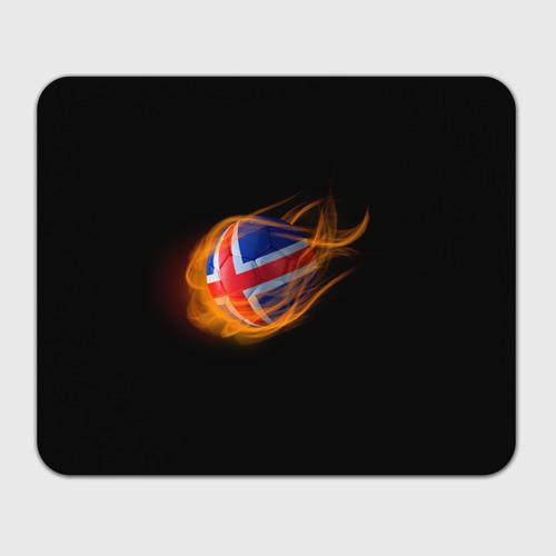 Коврик для мышки прямоугольный Исландия Фото 01