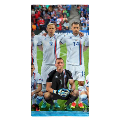 Бандана-труба 3D  Фото 07, Сборная Исландии по футболу