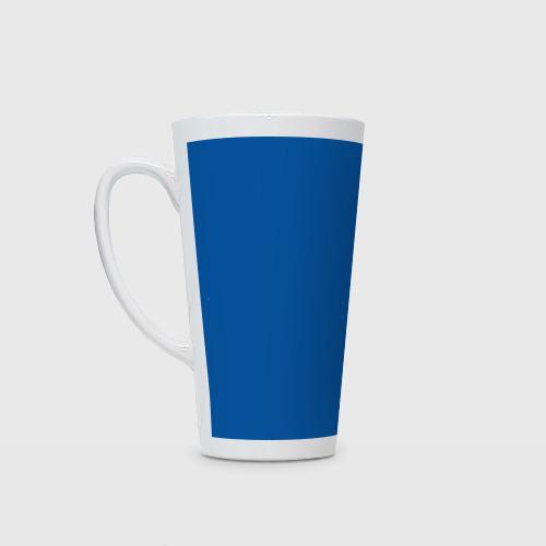 Кружка Латте Форма сборной Исландии по футболу