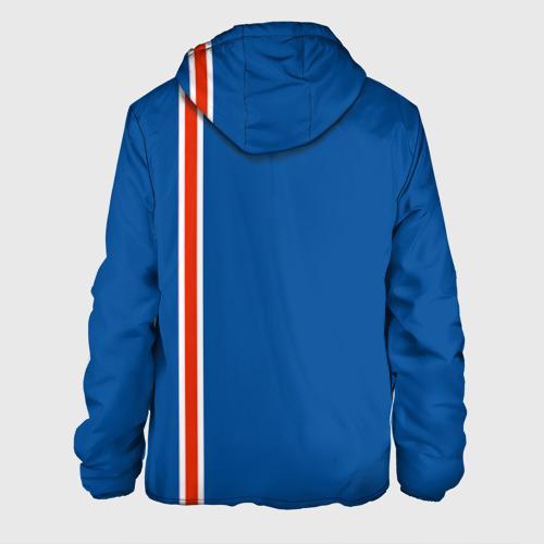 Мужская куртка 3D  Фото 02, Форма сборной Исландии по футболу