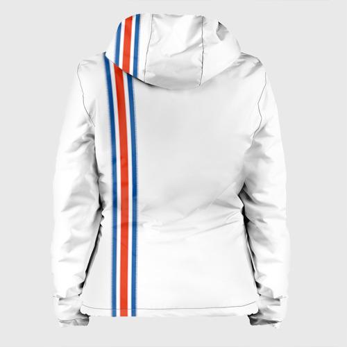 Женская куртка 3D Форма сборной Исландии по футболу Фото 01