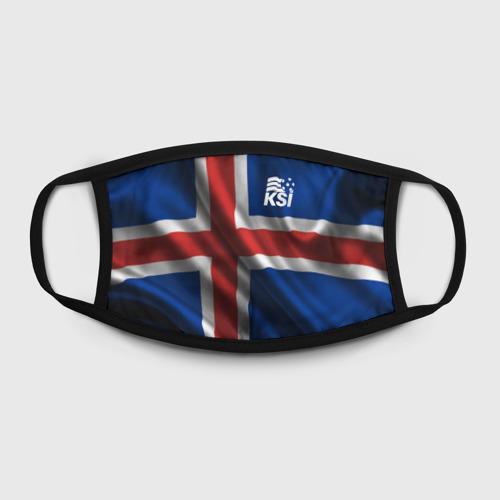 Маска защитная (+5 фильтров) Исландия Фото 01