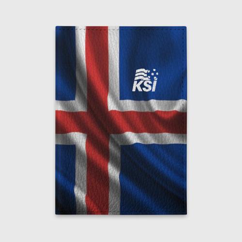 Обложка для автодокументов Исландия
